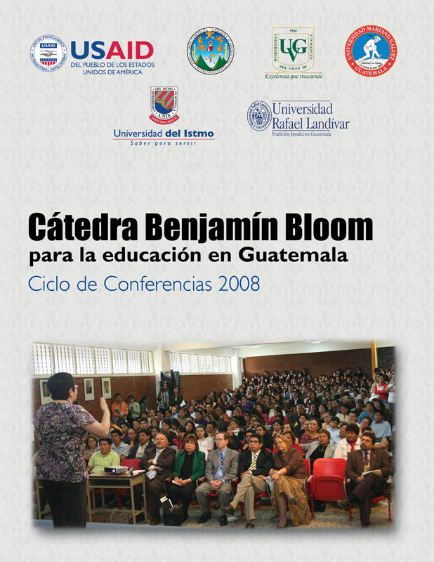Conferencias Cátedra Benjamín Bloom